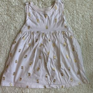Pineapple summer dress from Old Navy kids